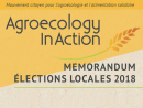 Mémorandum « Elections communales » d'Agroecology In Action